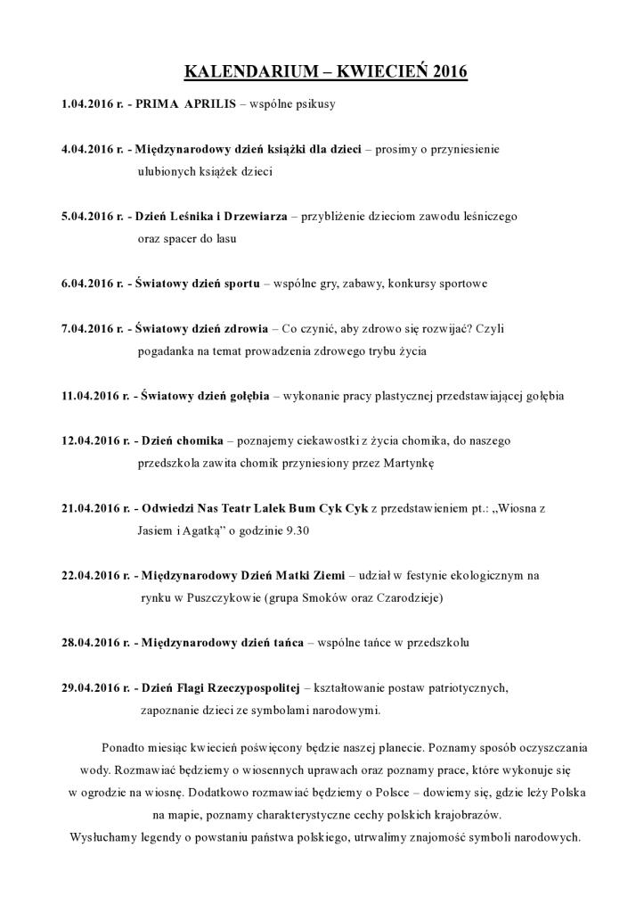 kalendarium kwiecień 2016-page0001